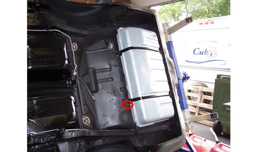 Fuel Sender Harness Install 69 Camaro Team Camaro Tech