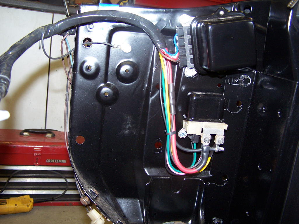 horn wiring on 69 | team camaro tech  team camaro
