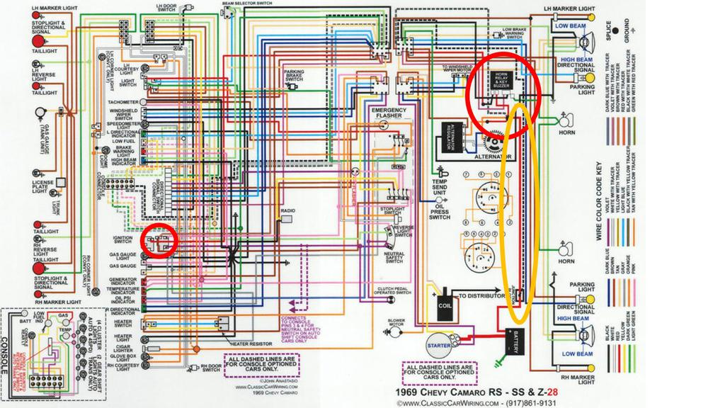 blown fuse team camaro tech click image for larger version 1969 camaro wiring diagram help jpg views