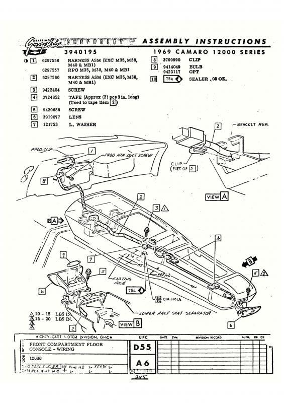 68 camaro console wiring diagram. 68. free wiring diagrams, Wiring diagram