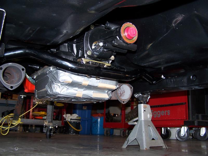 4L60E OR 4L60 swap into 68 camaro - Team Camaro Tech