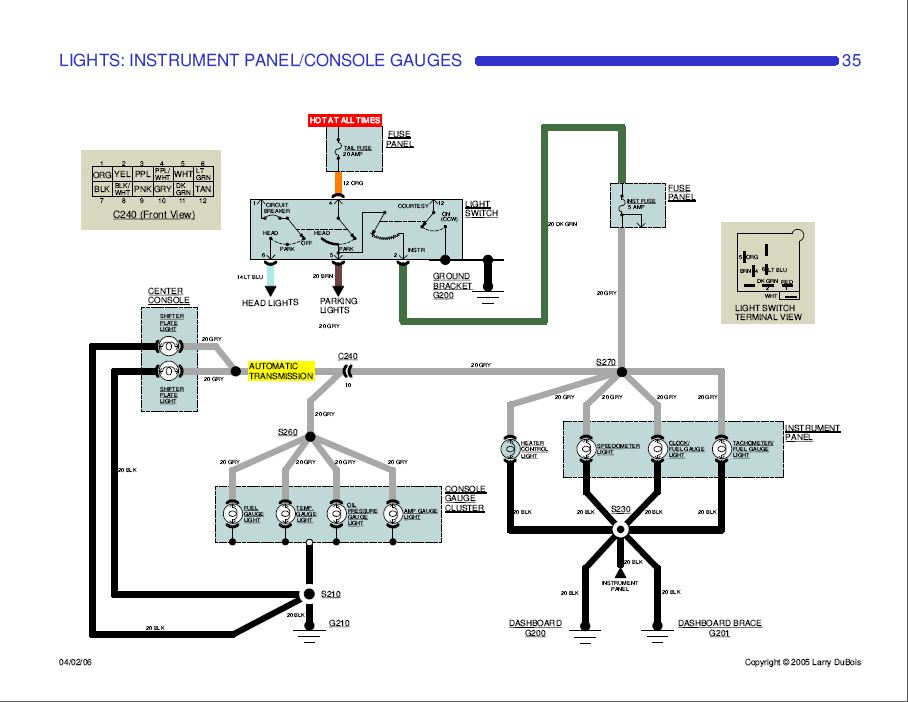 Click image for larger version  Name:69 Console Wiring.JPG Views:43 Size:84.3 KB ID:218225