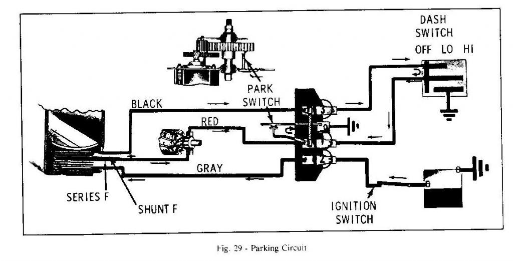 1969 Corvette Wiper Motor Wiring Diagram
