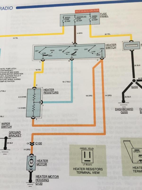 69 blower switch replacement?   Team Camaro TechTeam Camaro