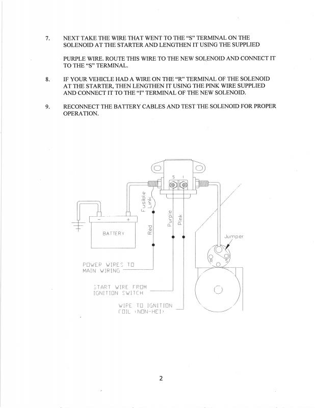 remote solenoid wiring team camaro tech click image for larger version painless wiring diagram jpg views 964 size