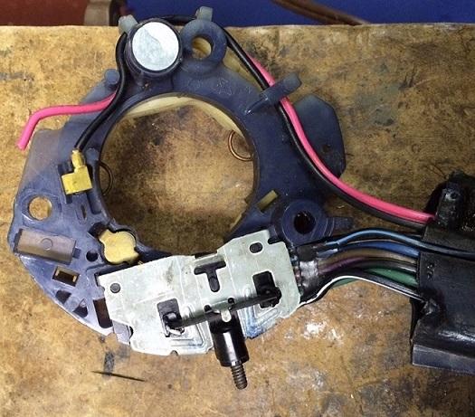 Turn Signal Wire Pink Black Cut Team Camaro Tech