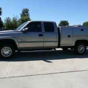 2003 2500HD Duramax For Sale