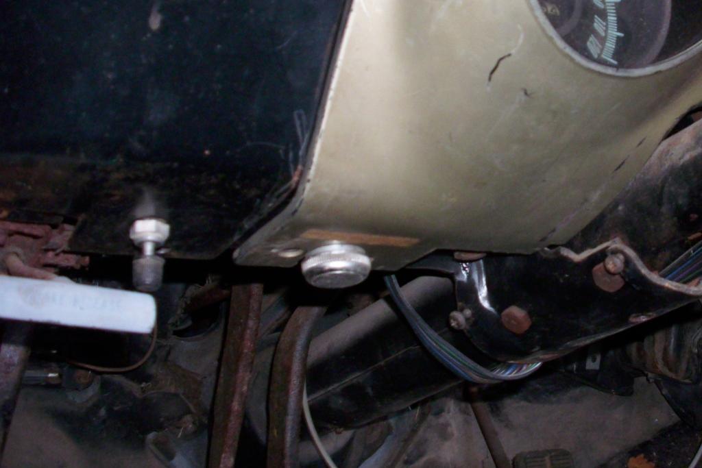 Rear Defroster Switch 1968 Team Camaro Tech